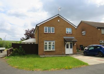 Thumbnail 4 bed detached house for sale in Chelsfield Way, Leeds