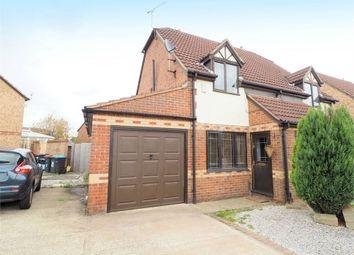 Thumbnail 2 bedroom semi-detached house for sale in Kingswood Drive, Kirkby-In-Ashfield, Nottingham