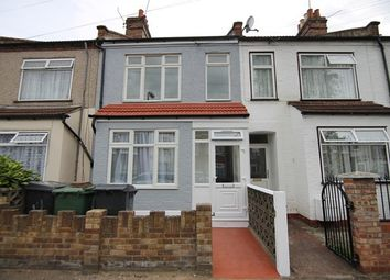 Thumbnail 4 bed terraced house for sale in Spencer Road, London