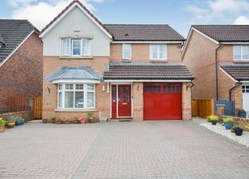 Thumbnail 4 bed detached house for sale in Porter Drive, Kilmarnock