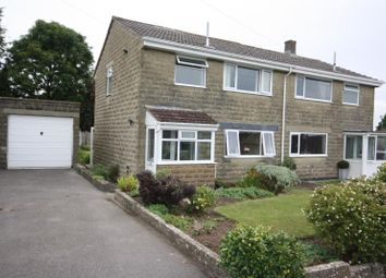 Thumbnail 3 bedroom semi-detached house to rent in Mendip Vale, Coleford, Radstock