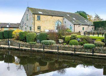 Thumbnail 4 bed barn conversion for sale in Clegg Hall Road, Littleborough, Lancashire