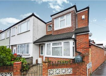 Thumbnail 3 bed end terrace house for sale in Therapia Lane, Croydon