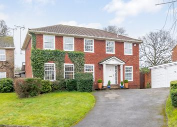 Thumbnail 4 bed detached house for sale in Parkhurst Fields, Churt, Farnham