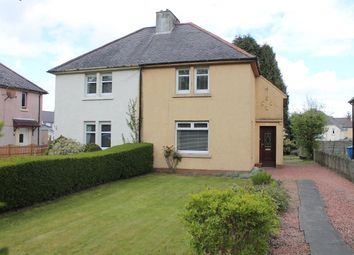 Thumbnail 2 bed property for sale in Woodlands Terrace, Bothwell, Glasgow