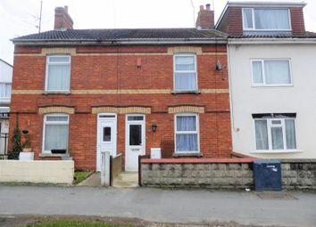 Thumbnail 2 bed terraced house for sale in Moredon Road, Moredon, Swindon