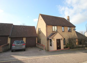 Thumbnail 4 bed detached house to rent in Stubbs Close, Lawford, Manningtree