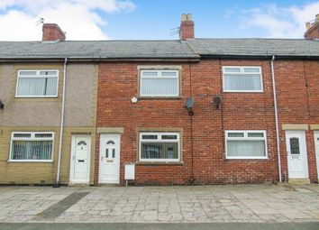 Thumbnail 2 bedroom terraced house to rent in Richardsons Buildings, Scotland Gate, Choppington