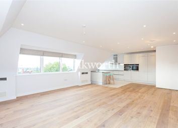 Thumbnail 3 bed flat to rent in White Lodge, The Vale, London