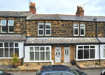 Thumbnail 2 bedroom terraced house to rent in Wharfedale Place, Harrogate
