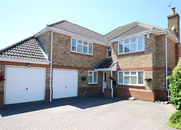Thumbnail 5 bed detached house for sale in Bennetts Rise, Aldershot, Hampshire