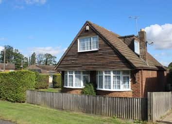 Thumbnail 4 bed detached house for sale in Woodland Avenue, Overstone, Northampton