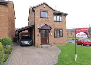 Thumbnail 3 bed detached house for sale in Vicarage Close, Mexborough