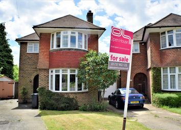 Thumbnail 3 bed detached house for sale in Redstone Manor, Redhill