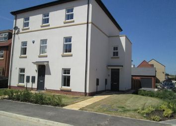 Thumbnail 4 bed semi-detached house for sale in Seals Drive, Pontefract