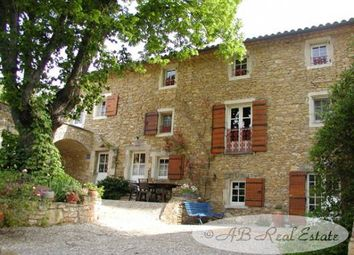 Thumbnail 9 bed property for sale in 30630 Goudargues, France