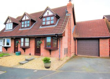 Thumbnail 2 bed end terrace house for sale in Oakleigh Rise, Winnington