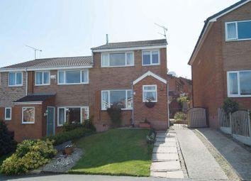 Thumbnail 3 bedroom semi-detached house for sale in Coward Drive, Oughtibridge, Sheffield
