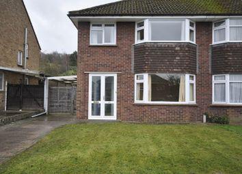 Thumbnail 3 bed semi-detached house to rent in Ravensgate Road, Charlton Kings, Cheltenham