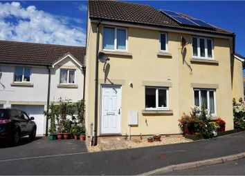 Thumbnail 2 bed semi-detached house for sale in Biddiblack Way, Bideford