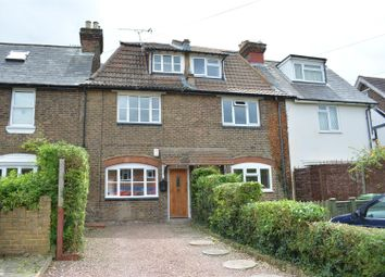 Thumbnail 3 bed terraced house for sale in Beech Road, Epsom