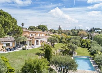 Thumbnail 4 bed property for sale in Mougins