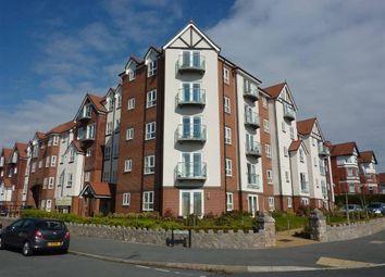 Thumbnail 1 bed flat for sale in Abbey Road, Rhos On Sea, Colwyn Bay