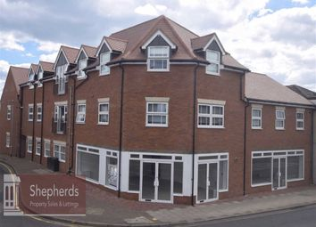 Thumbnail 2 bed flat to rent in Wycliffe Close, Cheshunt, Hertfordshire