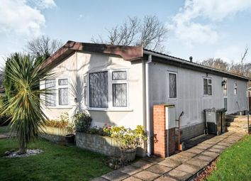 Thumbnail 2 bedroom bungalow for sale in Stonehill Woods Park, Old London Road, Sidcup, .