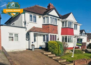 3 bed semi-detached house for sale in Law Cliff Road, Great Barr, Birmingham B42