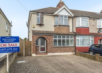 Palace Road, Ruislip HA4. 3 bed end terrace house