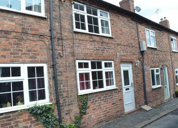 Thumbnail 2 bed terraced house for sale in Nixons Row, Nantwich