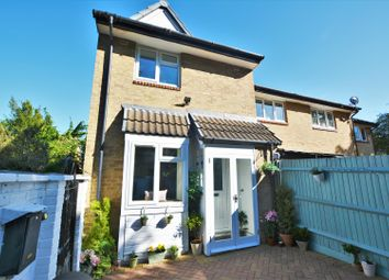 1 bed semi-detached house for sale in Brangwyn Crescent, Colliers Wood, London SW19