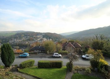 Thumbnail 3 bed terraced house for sale in Hill Crest, Hebden Bridge, West Yorkshire