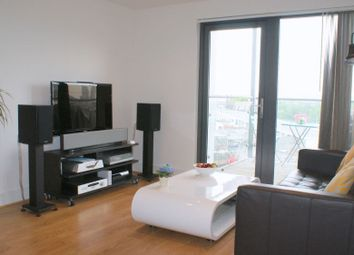 Thumbnail 2 bed flat for sale in Mercury House, St Lukes Square, 2 Jude Street, Canning Town, London, United Kingdom