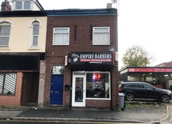 Thumbnail Retail premises for sale in Higher Road, Urmston, Manchester