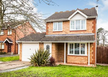 Thumbnail 3 bed detached house for sale in Bishops Close, West Felton, Oswestry, Shropshire