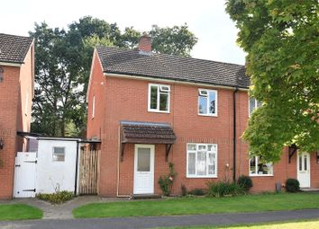 Thumbnail 2 bed semi-detached house for sale in Birch Road, Tadley, Hampshire