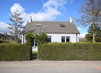 Thumbnail 4 bed detached house for sale in Pitlessie Road, Cupar, Fife