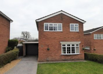 Thumbnail 3 bed detached house for sale in Forest Road, Llay, Wrexham