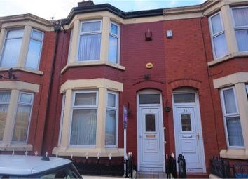 Thumbnail 3 bed terraced house for sale in Empress Road, Liverpool