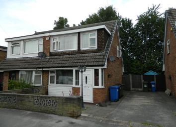 Thumbnail 3 bedroom semi-detached house to rent in Melanie Drive, Stockport