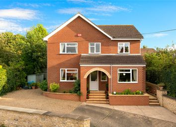 Thumbnail 3 bed detached house for sale in School Lane, Washingborough, Lincoln, Lincolnshire