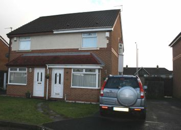 Thumbnail 3 bedroom semi-detached house to rent in Foxglove Close, Fazakerley, Liverpool