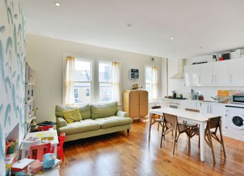 Thumbnail 3 bed flat for sale in Gascony Avenue, West Hampstead, London