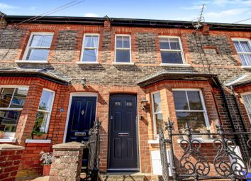 Thumbnail 3 bedroom terraced house to rent in Linden Road, Leatherhead