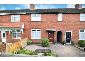 Thumbnail 3 bed terraced house to rent in Colclough Lane, Stoke-On-Trent