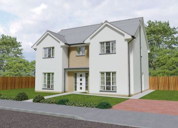 Thumbnail 4 bed detached house for sale in The Deveron, Burngreen Brae, Stirling Road, Kilsyth