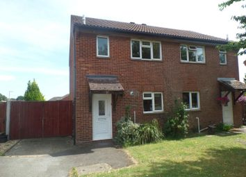 Thumbnail 3 bed semi-detached house to rent in St George Close, Bursledon, Southampton