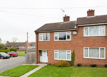 Thumbnail 3 bed semi-detached house for sale in Prospect Cottages, Husthwaite, York